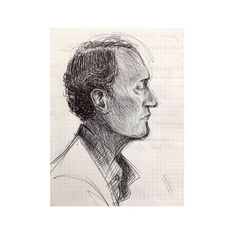 draw, sketch, art, ink, pen, drawing - yuliavirko | ello