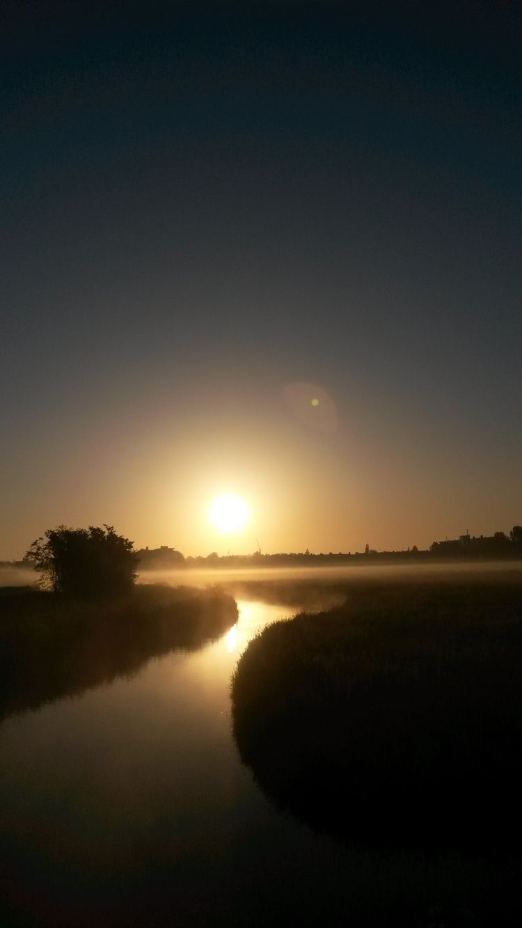 Sunrise Netherlands  - antonyvdew | ello