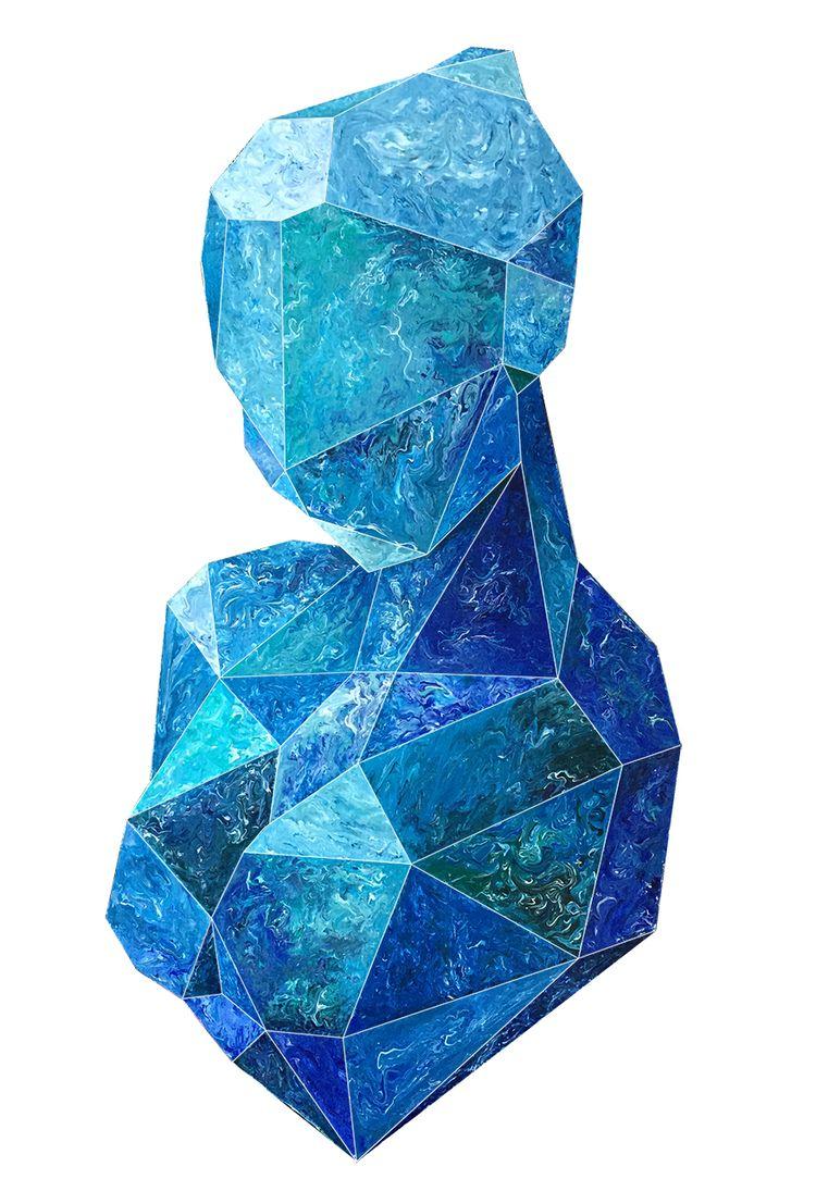 Serie: Ms. Titolo: Ms Blue (Lig - bluxm | ello