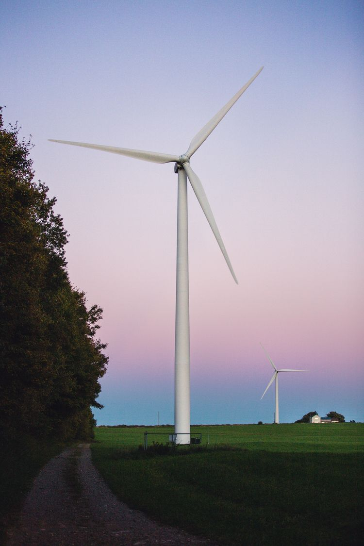 Wind Power - photography - mbstuart | ello