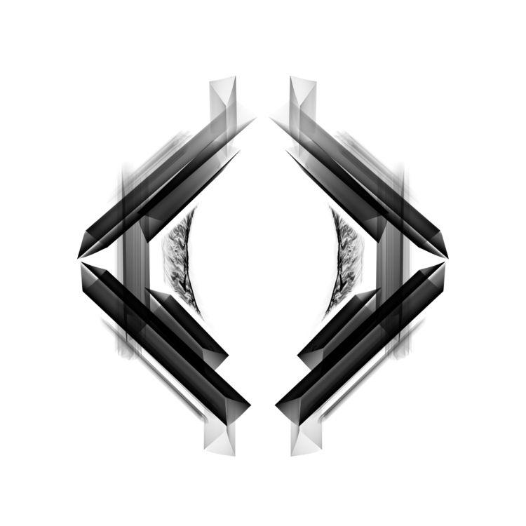 MECH - illustrated font set sta - lasergunfactory | ello