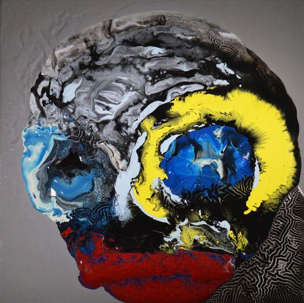 Amazing paintings Sussex based  - nettculture | ello