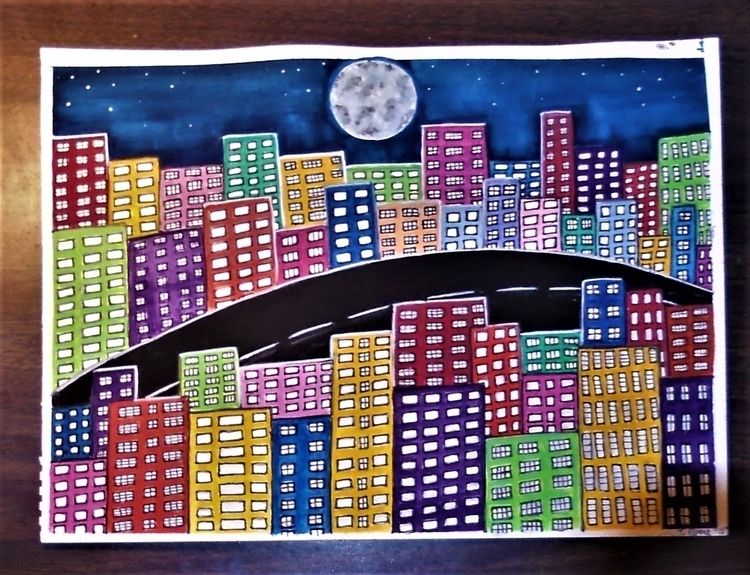 Cityscapes days || Rivera 11x 1 - teerivsaid | ello