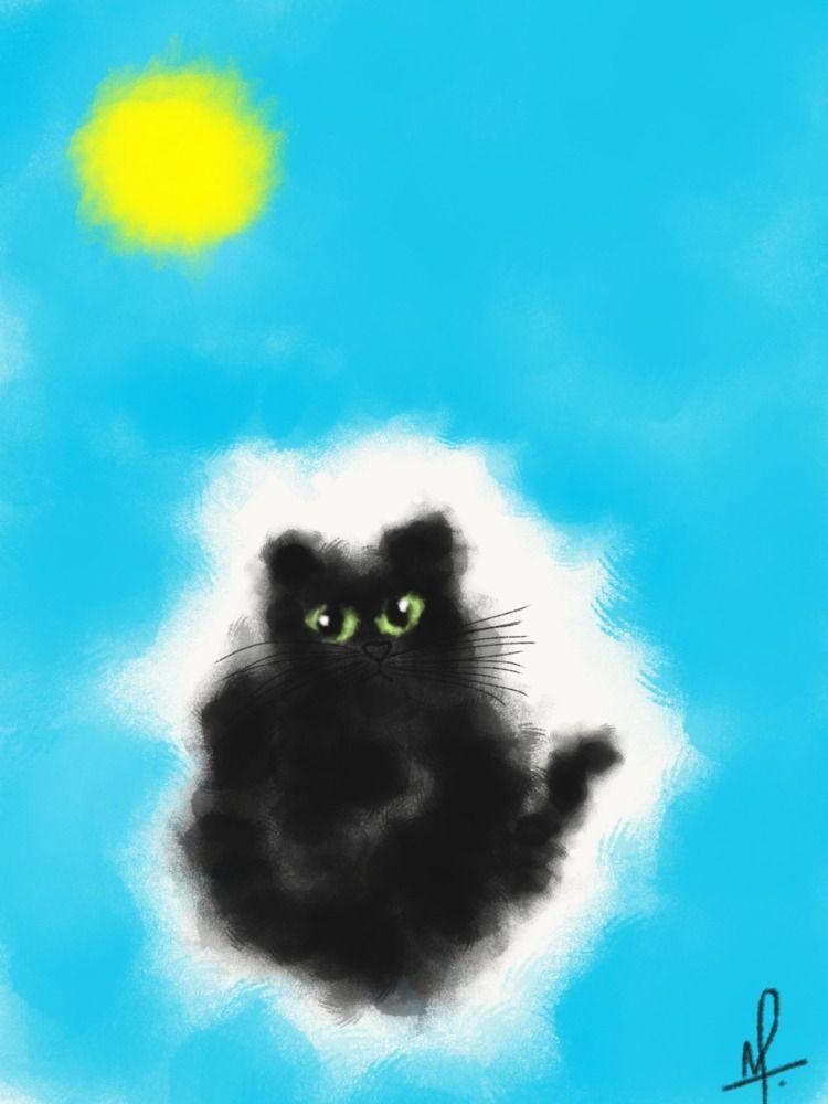 sunny Sunday, Lulu chan - drawing - okustimistic | ello