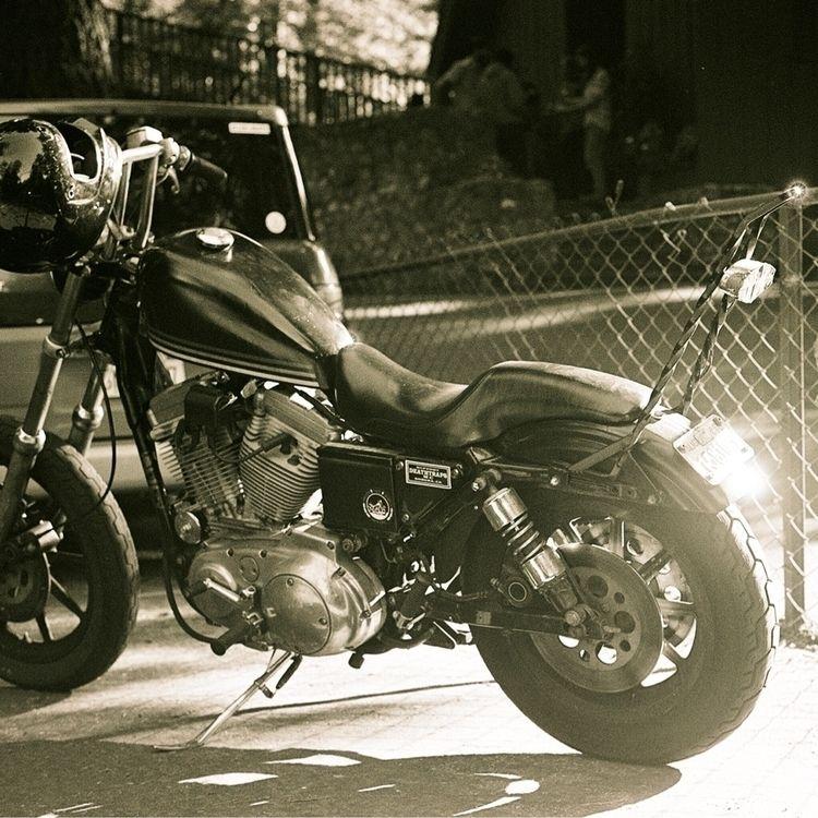 2 Wheels - 35mm, motorcycles, leicaM3 - photobiram   ello