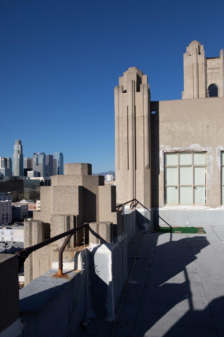 Rooftop, Bendix Building, Los A - odouglas | ello