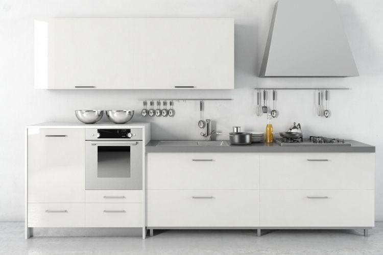Modern Style Kitchen Design 3D  - c4ddownload | ello