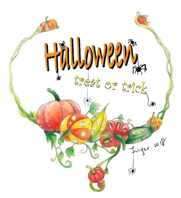 queen Halloween!:jack_o_lantern - ingerchen | ello