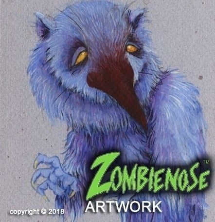 Tiny paintings Etsy - zombienose - zombienose | ello