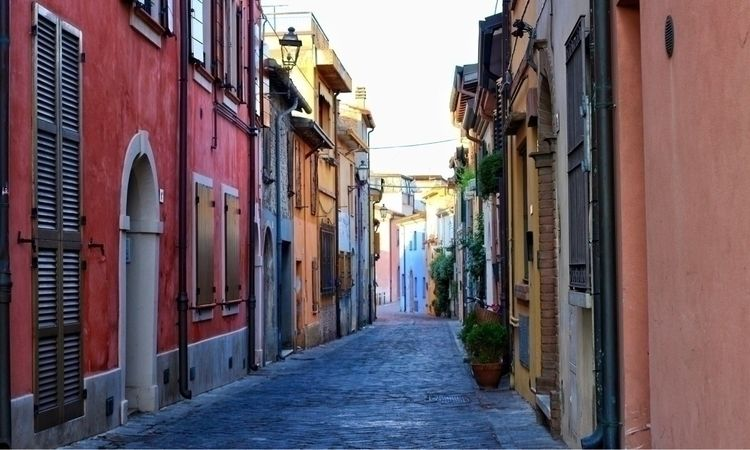 Rimini, Borgo San Giuliano Penn - paolonucci | ello