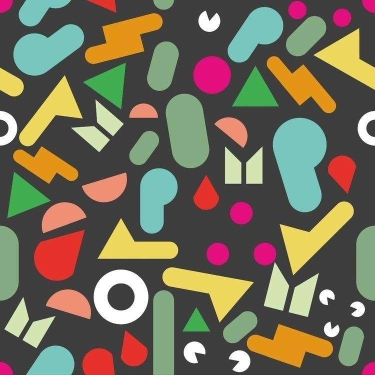 pattern redbubble - nostalgia, oleari - bembureda | ello