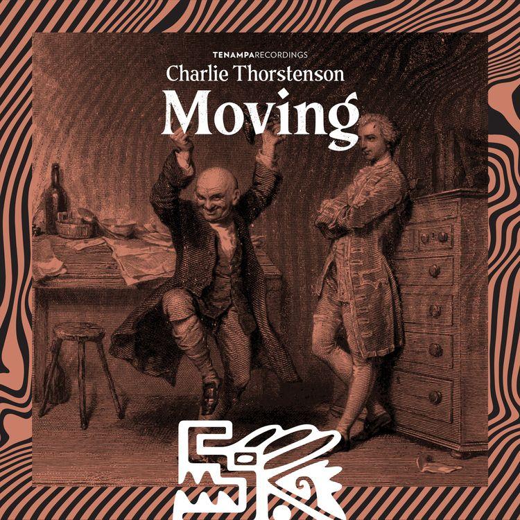 Moving Charlie Thorstone Cover  - xfajardo | ello