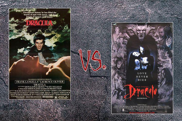 Cinema Showdown 1979 1992 - Dracula - enuffadotcom | ello