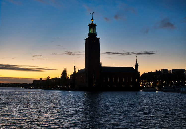 Stockholm Town Hall - magnifice - neilhoward | ello