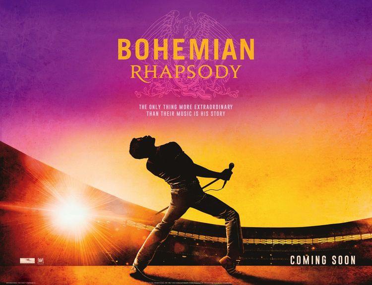 Bohemian Rhapsody Review film t - comicbuzz | ello
