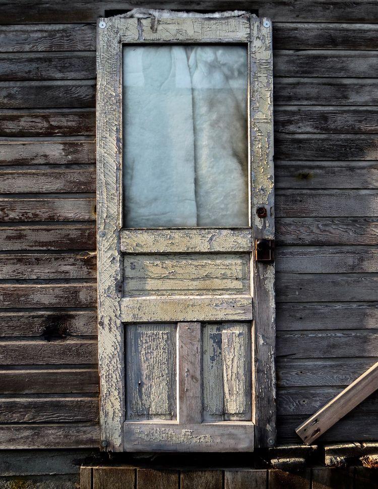 Repurposed door - dave63 | ello