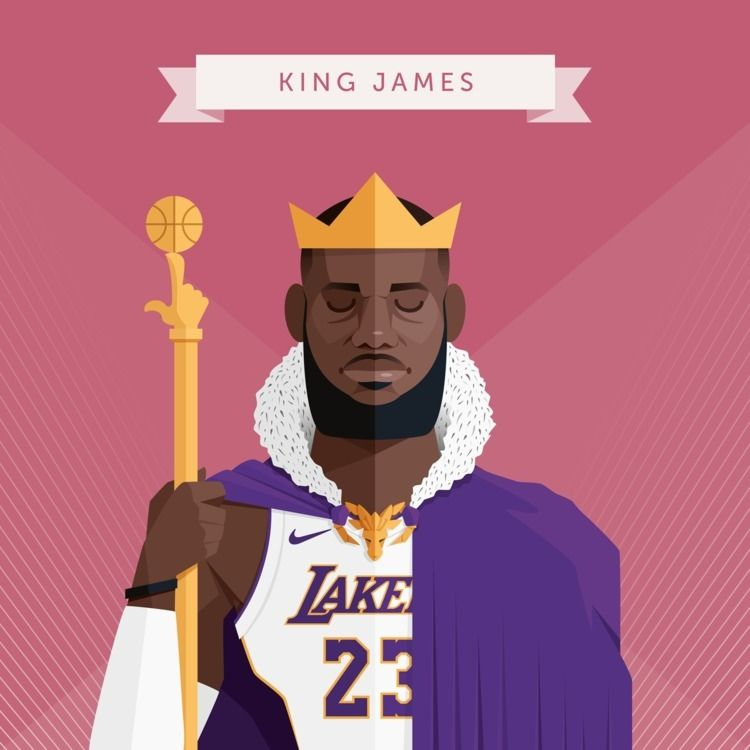 King James Lakers) | Personal p - stefrosselli | ello