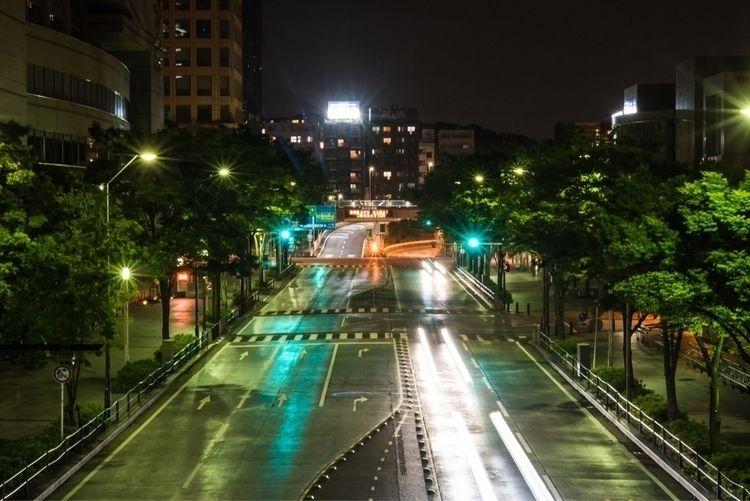 Midnight streets | - nikon, japan - phototkh | ello