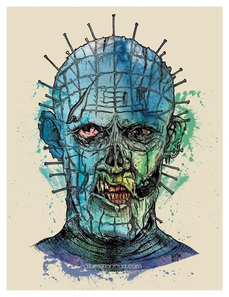 Zombie Raiser - 🧟♂️ - tbt, inktober2018 - albertmontoya | ello