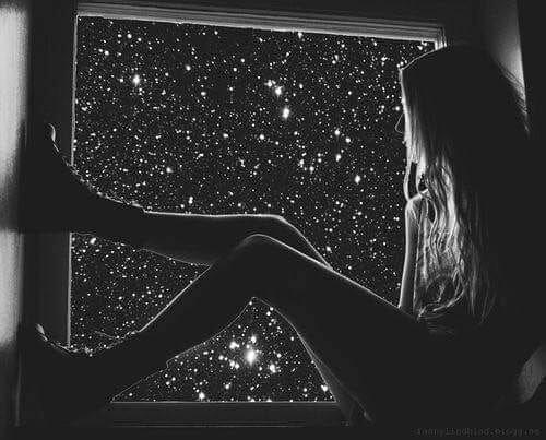 Não conte quantas estrelas vc p - prissillaaudrey | ello