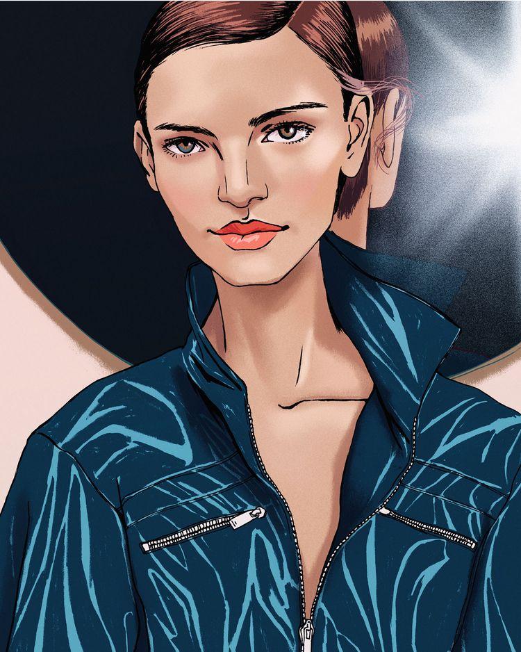 Fashionillustration, Illustration - eunjeongyoo | ello