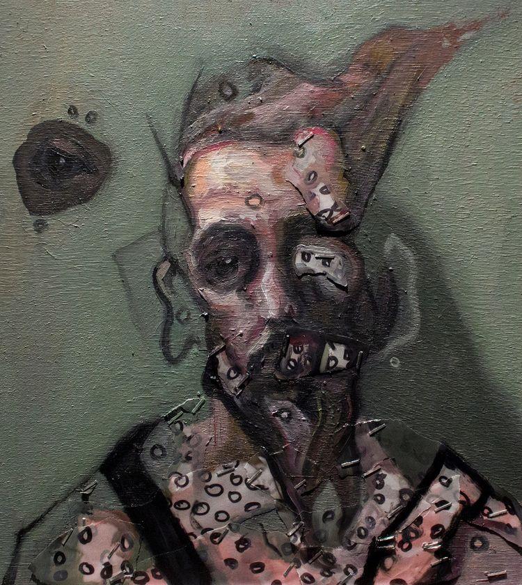 Pathological Portrait) / Mixed  - armandocabba | ello