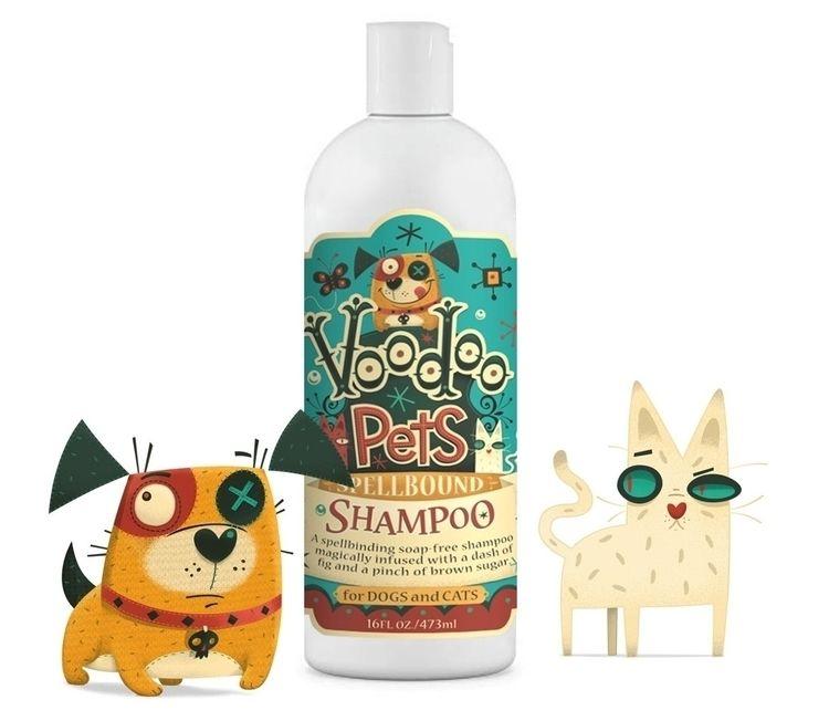 Voodoo Pets - Full project - illustration - stevesimpson | ello