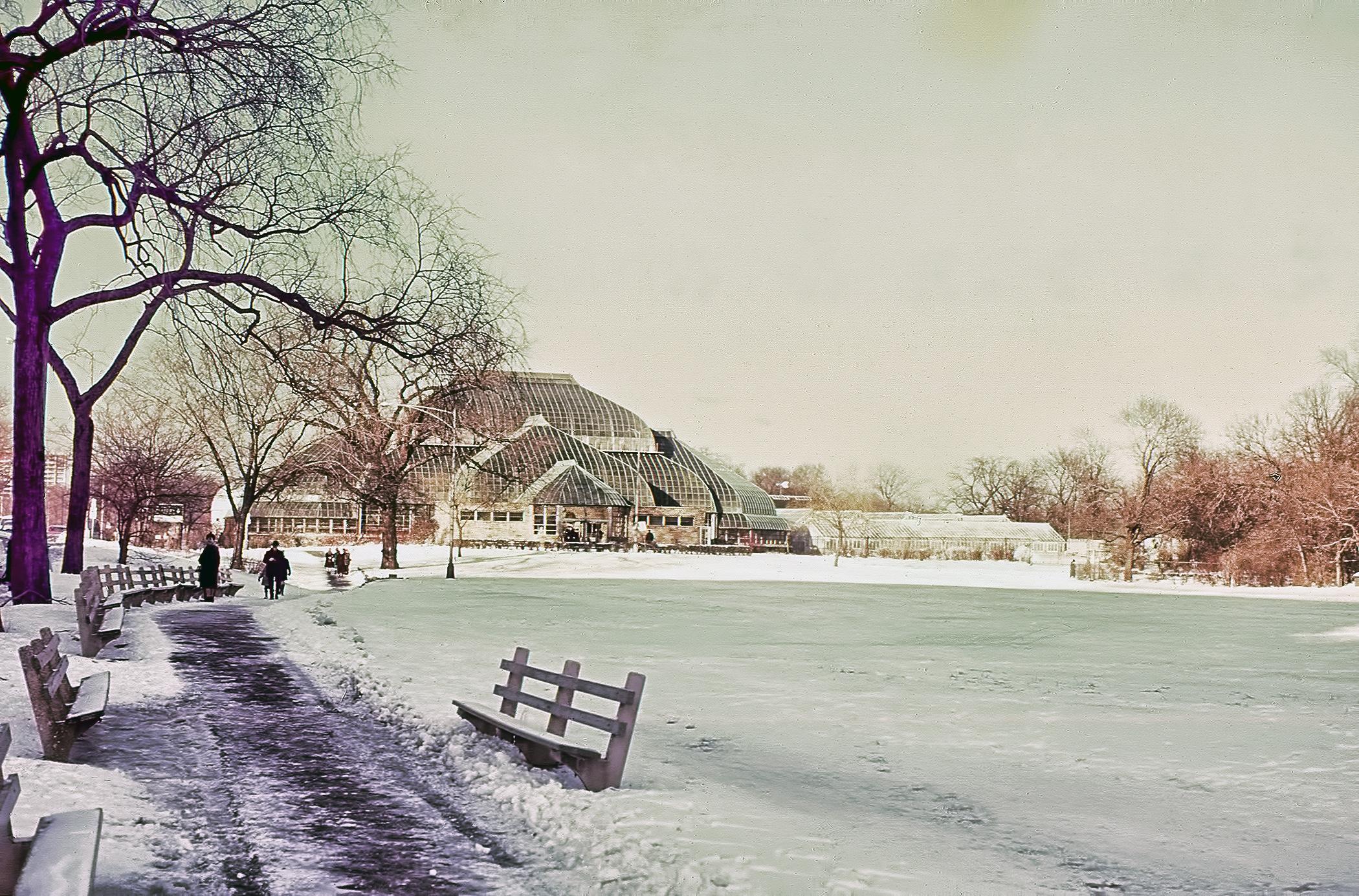 Lincoln Park Conservatory - capnvideo | ello