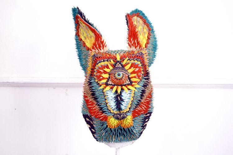 custom mask rabbit series launc - proyectoensamble | ello