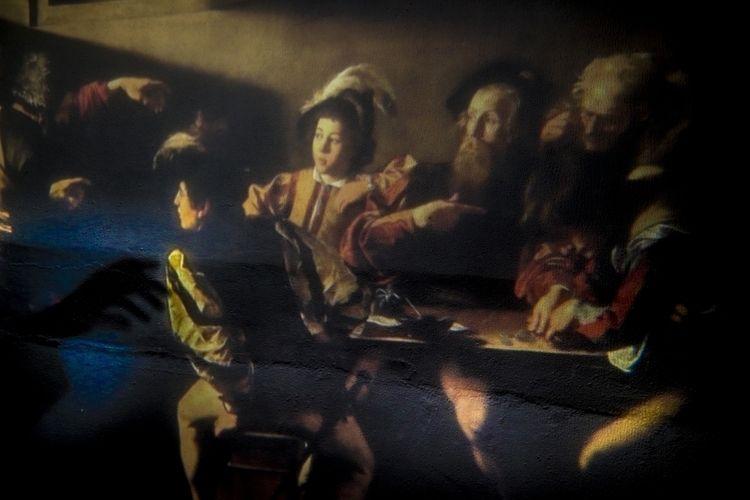 Caravaggio inspiration, fascina - honigmann | ello