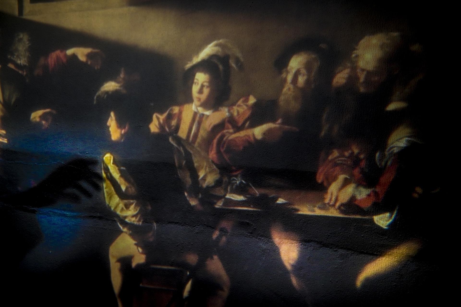 Caravaggio inspiration, fascina - honigmann   ello