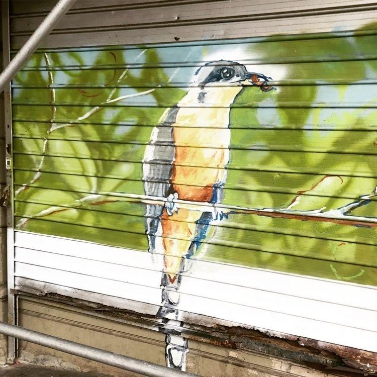 Progress mural Hamilton Heights - candiceflew   ello