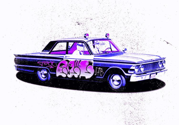 'Graffiti Crime - sushilove | ello
