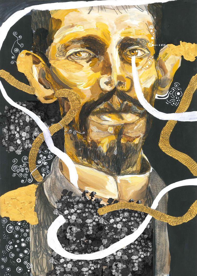 1 Gustav Klimt heart woman hand - sevd | ello