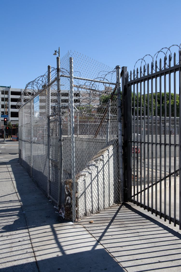 Chainlink Fence, Maple Ave, DTL - odouglas | ello