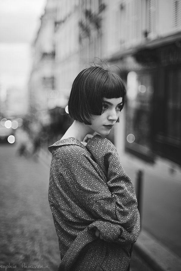 Klara Montmatre - elloportraits - prismes | ello