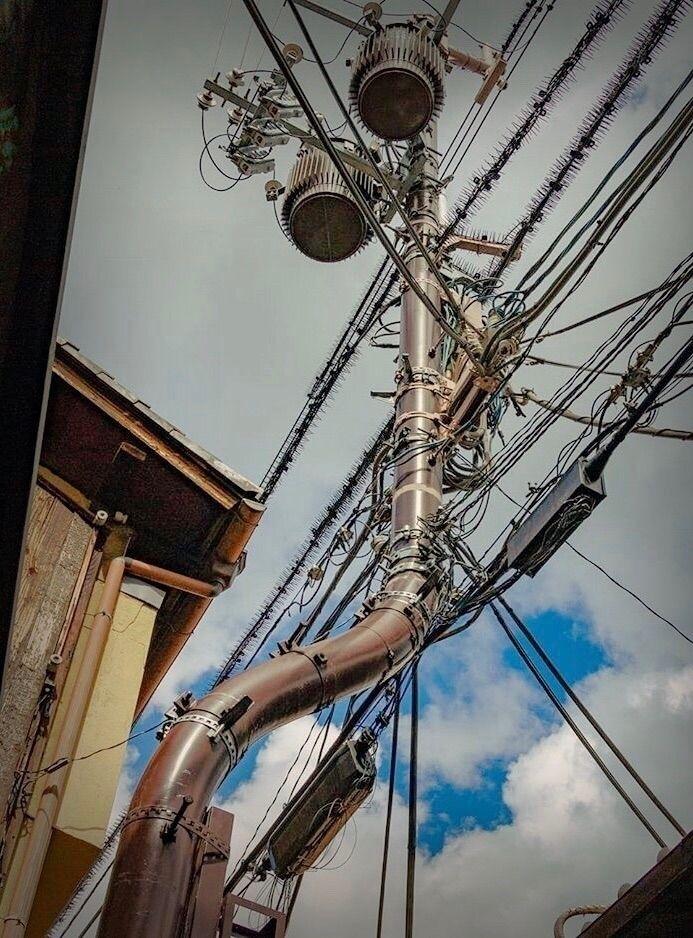 pole line - power, power - mamimumemami | ello