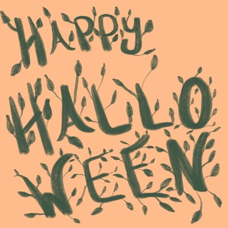 HAPPY HALLOWEEN  - happyhalloween - efstathia_ | ello