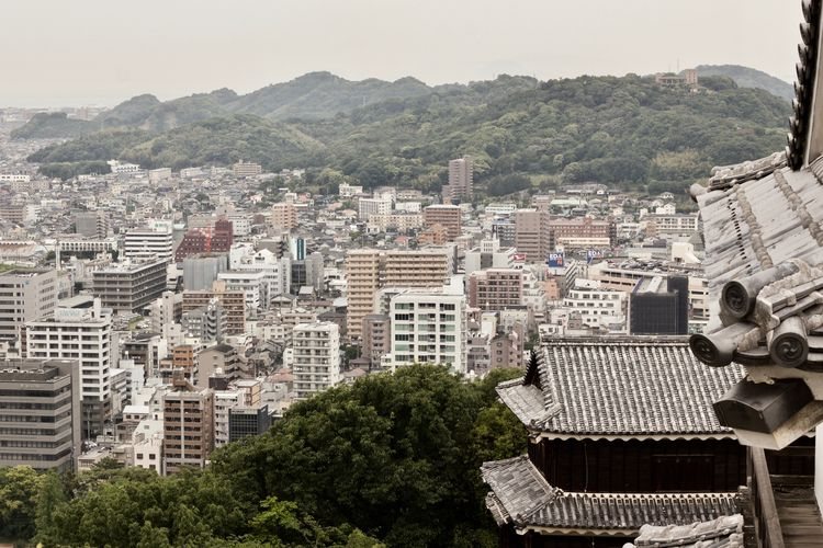 Matsuyama Ehime - cityscape, japan - hannesb | ello