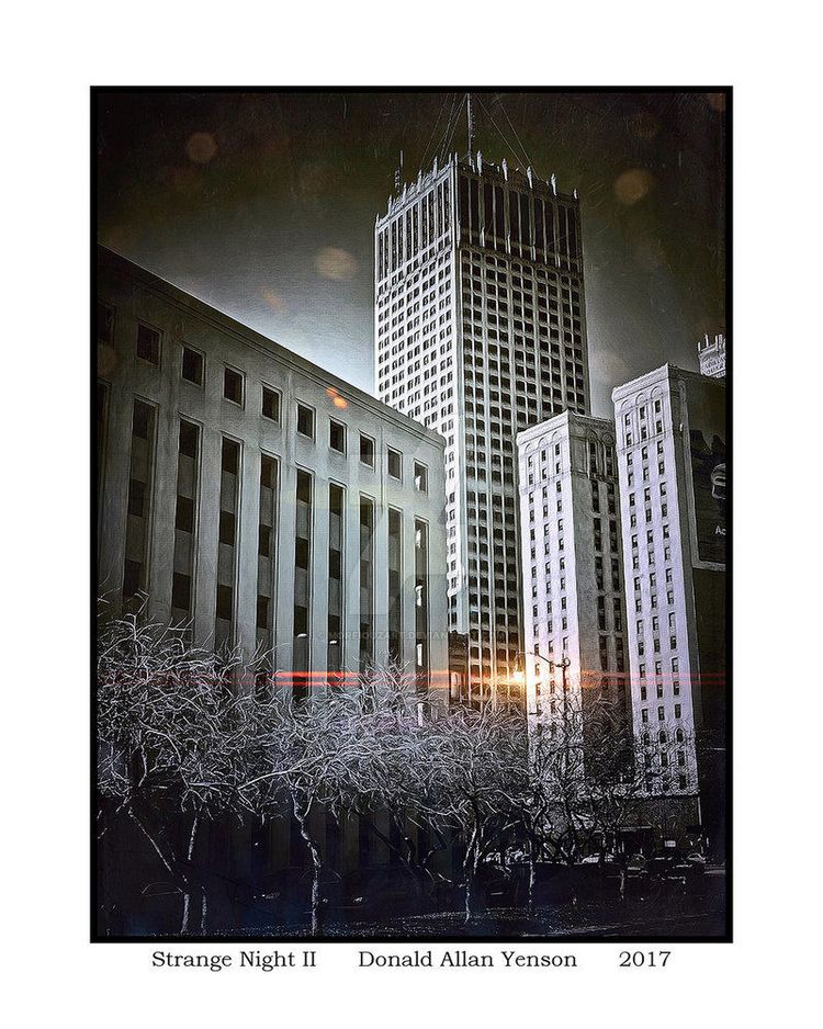 Strange Night II Detroit, MI 20 - donyenson | ello