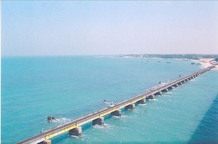 PALMBAN Bridge SOUTH serving - deepakbansi69   ello