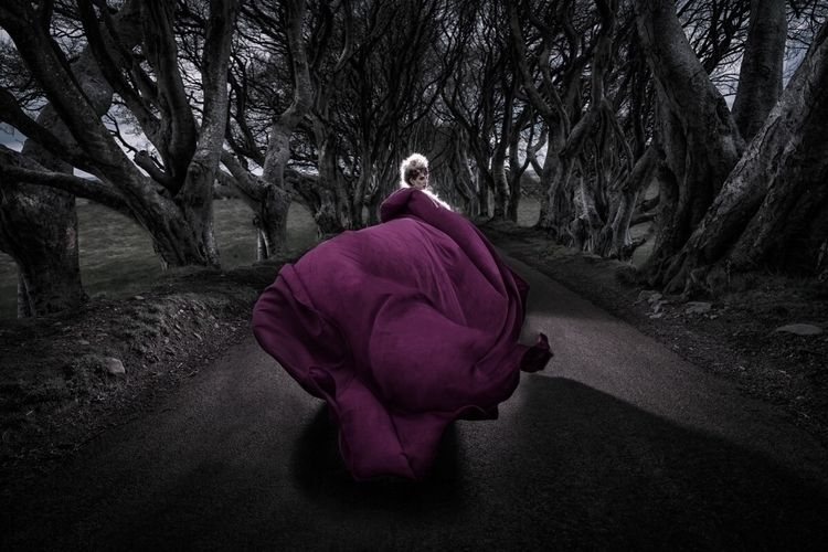 "Princess Run"" – Photographer: M - darkbeautymag   ello"