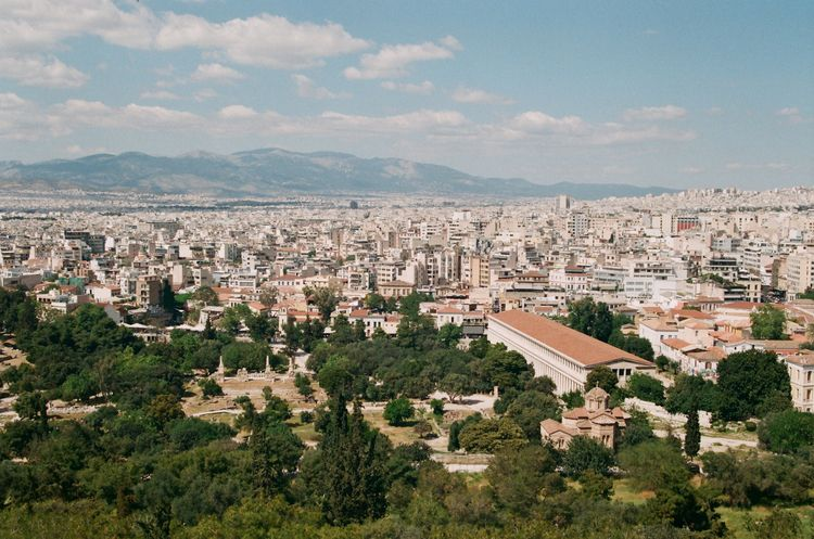 〜 Athens, Greece - filmphotography - ferreira-rocks | ello