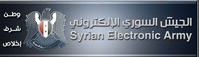 Syrian Electronic Army - الجيشالسوريالإلكتروني - raedsyrian002 | ello