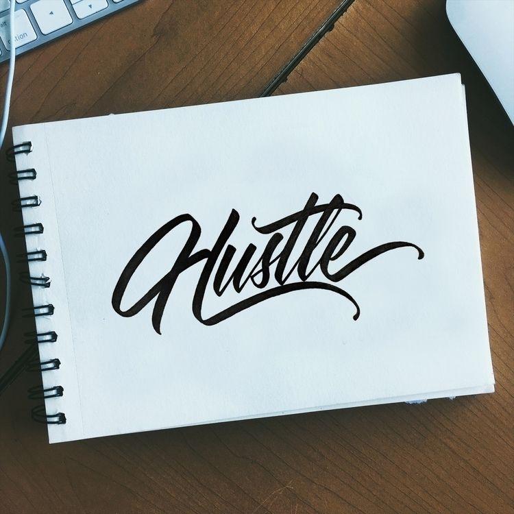 Fave - lettering, handlettering - chuckchai | ello