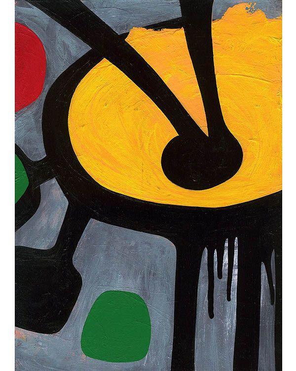 SUNDIAL - Abstract art painting - kolkalis | ello