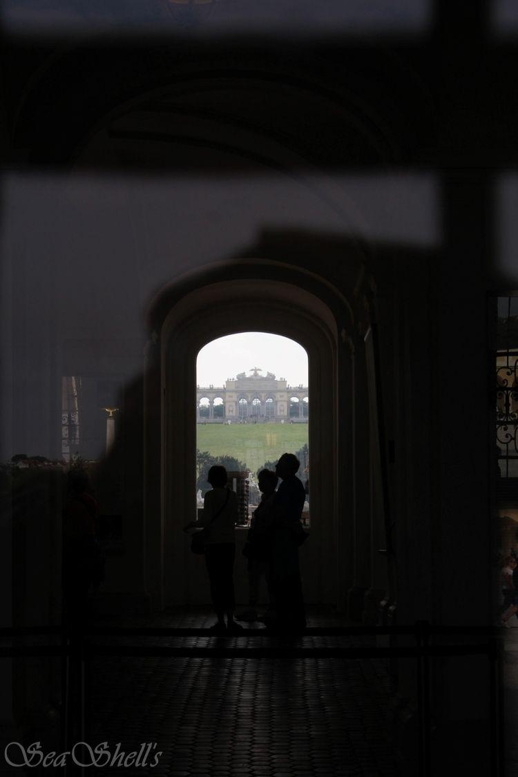 View Schönbrunn Palace garden g - irseashell | ello