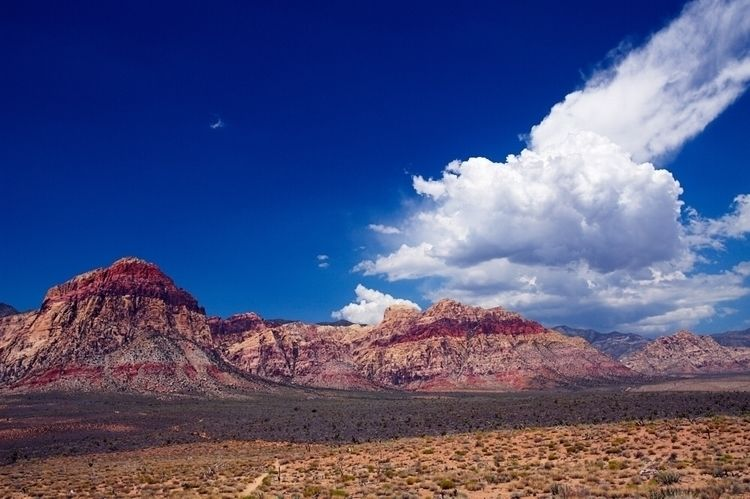 Red Rock - Las Vegas, NV - Photography - mikesemaan | ello