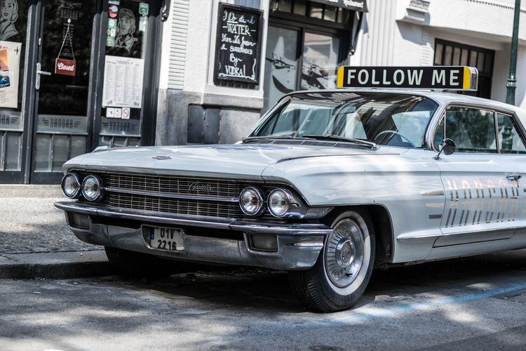 Cadillac Prague - qbf_ivanvarela | ello
