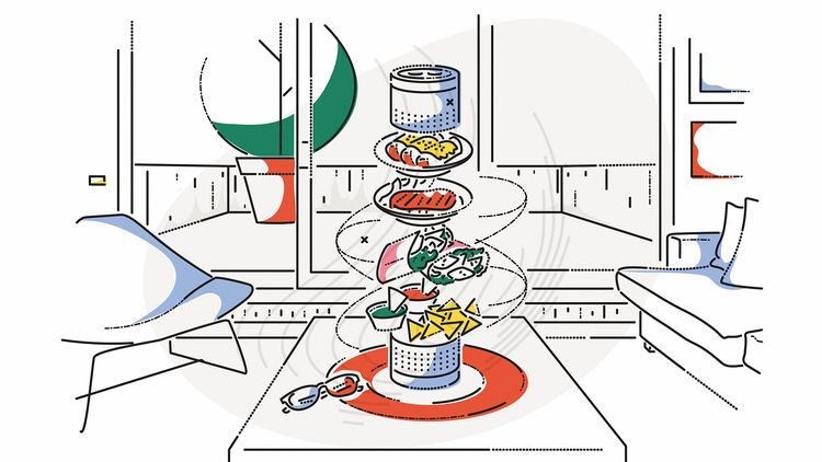 Amazon Alexa dishing tasty loca - jamesp0p | ello